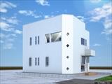 デザイナーズハウス r'est北松戸<br> Bright Cube【ブライトキューブ】