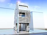 デザイナーズハウス r'est錦糸町     Tower Front